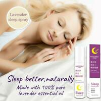75ml/100ml Lavander Aromatherapy Home Deep Enjoyable Sleep Spray Pillow Q3H4