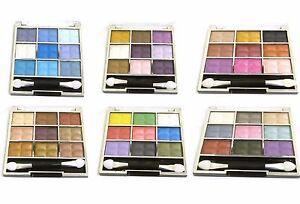 Laval Eye Shadow Palette 9 Shade Colour Eyeshadow Kit Set