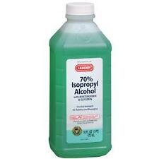 Leader 70% Isopropyl Rubbing Alcohol 16 oz -1 Bottle *NEW* GREAT VALUE!