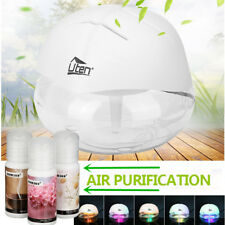 GLOBE FRESH AIR REVITALIZER PURIFIER IONISER HUMIDIFIER 7 COLOR CHANGING +3X Oil