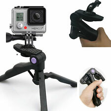 FOR GoPro Accessories MINI PISTOL GRIP TRIPOD+ADAPTER  for GoPro Hero 1 2 3 3+ 4