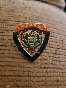 Chicago Bears Team Lapel Pin Vintage 1993 NFL Licensed Football BRAND NEW