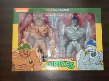 NEW NECA TMNT Target Exclusive Traag and Granitor Teenage Mutant Ninja Turtles