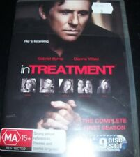 In Treatment The Complete First Season One 1 (Australia Region 4) DVD - NEW