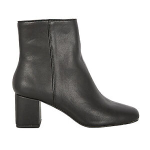 NEW Wildfire Selma Womens Ankle Boot Low Block Heel