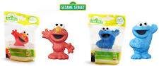 Sesame Street Elmo and Cookie Monster Plastic Figure Toy Cake Topper