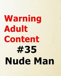 Adult novelty Jigsaw puzzle Nude DOMINANT MAN #35