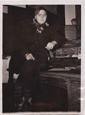 14yr Old BURGLARY RINGLEADER Chicago* ICONIC VINTAGE 1939 Rare CRIME press photo