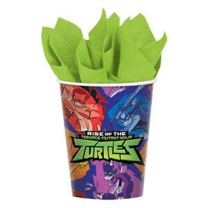 Teenage Mutant Ninja Turtles TMNT Party Supplies Tableware, Decorations. Balloon