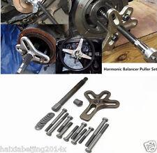 Auto Heavy Carbon Steel Harmonic Balancer Puller Steering Wheel Crankshaft Tool