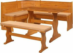 Breakfast Nook Cushion Set Kitchen Dining Corner Bench Seat Booth Padded Padding