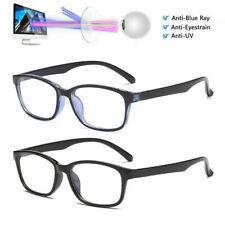 UK BLUE LIGHT BLOCKING GLASSES  Anti Glare  Fatigue  UV Filter  Computer  Gaming