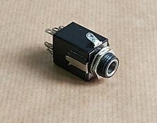 Pièce détachée Amplificateur SCOTT A436.Connecteur stéréo Jack 6,35 PHONE.
