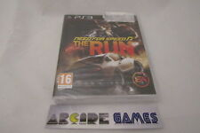 NEED FOR SPEED THE RUN PLAYSTATION 3 PS3 NEUF SOUS BLISTER (envoi suivi)