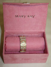 Mary Kay Pink Bracelet Embellished Jewelry Box NEW