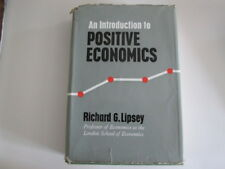 Acceptable - An Introduction to Positive Economics - Richard G. Lipsey 1964-01-0
