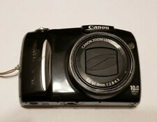 Canon PowerShot SX120 IS Parts Or Repair No Power 015