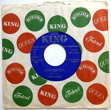 RICKY LYONS 45 Have No Fear / Shim Sham R&B Soul KING 1965 w2956
