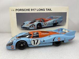 1/18 Auto Art 1971 Gulf Porsche 917L LeMans Siffert Redman  Part # 87170