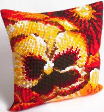 Collection D'Art Cross Stitch Cushion Kit: Summer CD5095