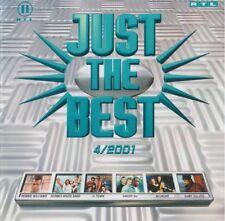Just the Best 4/2001 - 2 CD , gebraucht (0026)