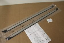 Stainless Steel Sill Trim Set VW Polo 3 Door 2010 - 17 6R3071303 New genuine VW