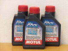 23,20 €/L MOTUL MOCOOL 3 x 0,5 L liquido di raffreddamento aggiuntiva refrigerante additivo