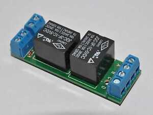 Relaismodul Umpolmodul Leistungsschalter für Multiswitch Nautik Systeme