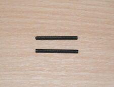 Tamiya 9805236/19805236 3x30mm Threaded Shaft (2 Pcs.), Thunder Shot/Dragon, NEW