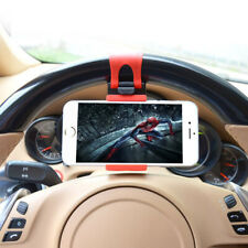 Universal Car Steering Wheel Mobile Phone Holder Universal Cellphone Stand Mount
