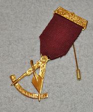 Masonic Royal Select Masters Past TIM Breast Jewel (RSM008)