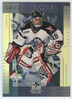 1999-00 Wayne Gretzky Hockey Great Heroes #GH4 D. Hasek NM-Mint (P13-120619-24)