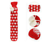 1 Pc Hot Water Bottle Beautiful Decorative Warm Bag Neck Warmer for Home Adults