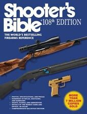 NEW Shooter's Bible, 108th Edition: The World's Bestselling Firearms Reference