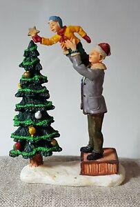 RETIRED Lemax Holidays & Seasons Figurine The Christmas Star #92322. c.1999