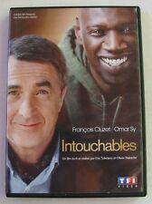 DVD INTOUCHABLES - François CLUZET / Omar SY