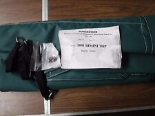 NEW 2001 Suncruiser Bimini Top with hardware and straps (PRICE REDUCED)   (#33)
