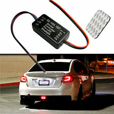 LED Brake Stop Light Strobe Flash Module Controller Box GS-100A Fit All Cars