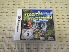Tropical Lost Island para Nintendo DS, DS Lite, DSi XL, 3ds