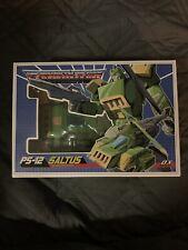 Transformers MMC Mastermind Creations Ocular Max PS-12 Saltus / Springer MISB