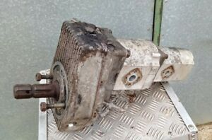 PTO-driven Tandem Hydraulic Pump