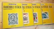 FRANCOBOLLI D'ITALIA DAL 1860 AD OGGI - Collezione Completa BOLAFFI - Fabbri ed.