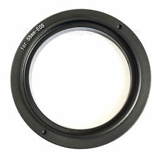 Quality 55mm Macro Reverse Adapter for Canon EOS EF/ EF-S Mount DSLR cameras