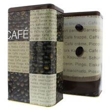 XL 1 kg 1000g Kaffeebohnen Kaffee Aufbewahrung Dose Kaffeebohnendose Kaffeedose