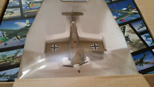 Very Rare Franklin Mint 1/48 Bf 109 Luftwaffe North Africa