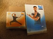 New Sealed Beachbody Tai Cheng [5] DVD Workout & Easy Does It Guidebook Sealed
