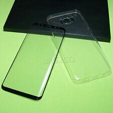 Accessory Samsung Galaxy S8+ SM-G955U Full Coverage Screen Protector+
