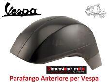 7497 - Parafango Anteriore in Metallo Nero per Piaggio Vespa PX 150 E Arcobaleno