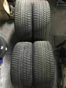 Gomme Termiche 275/45 R21 110v Continental