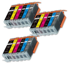 18 New Ink Cartridges with chip for Canon PGI-250 CLI-251 MG6320 MG7120 MG7520